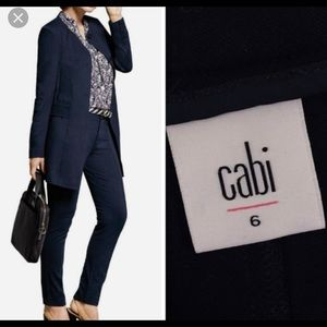 cabi size 6 Capote Trouser. NWT